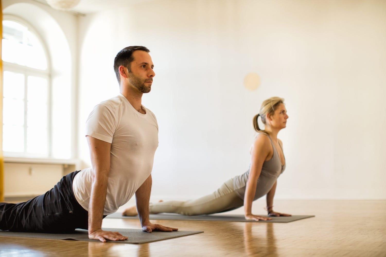 Vinyasa Yoga - yogalounge